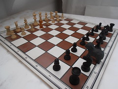 english draughts(0.0), recreation(0.0), chessboard(1.0), indoor games and sports(1.0), sports(1.0), tabletop game(1.0), games(1.0), chess(1.0), board game(1.0),