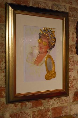 revista de pintura sobre tela 2012