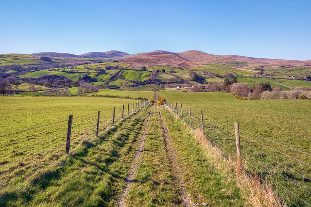 Glenelly Valley - The Sperrins - Tyrone