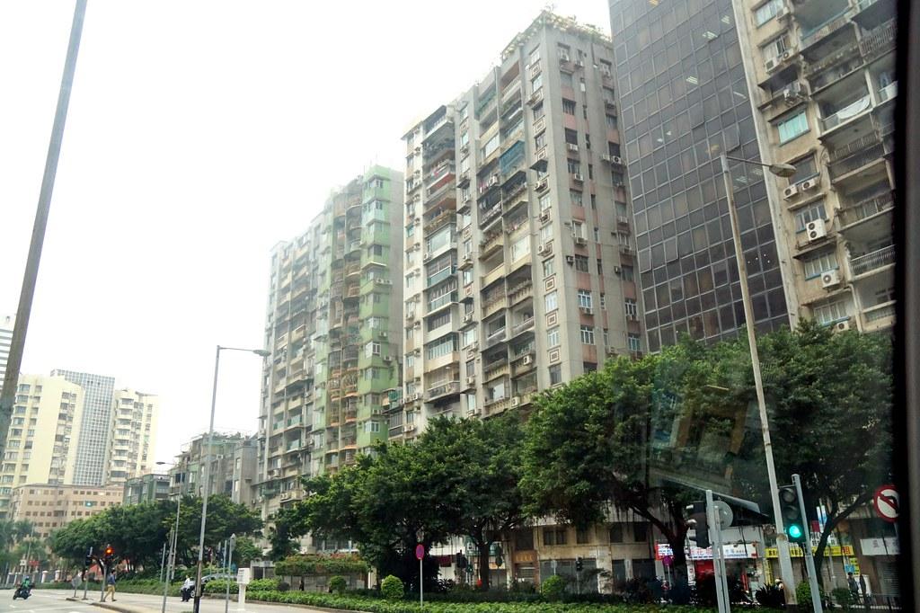 low cost housing in macau