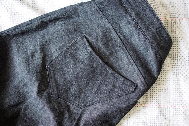 Burda jeans