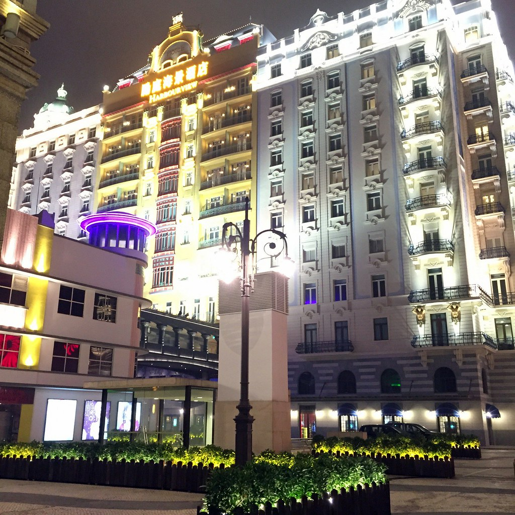 Harbour View hotel macau