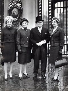 Buckingham Palace - 1965
