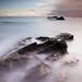'still beneath those waves' by Steve Pigott