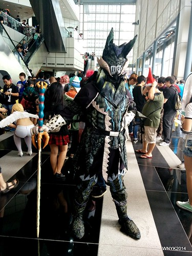Cosplayer IV