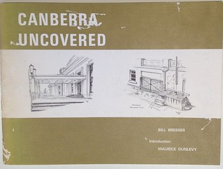 Canberra Uncovered by Bill Bresser