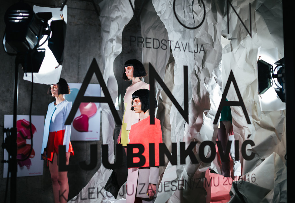 Modne Vinjete - Belgrade Fashion Week 23