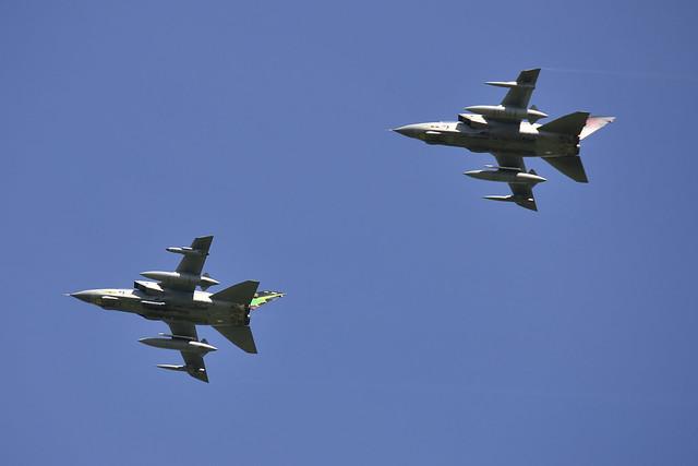 ZA492 + ZA412 ? Tornado GR.4s