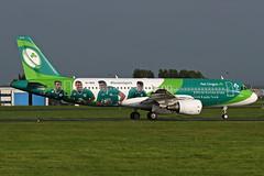 Aer Lingus Airbus A320-214, EI-DEO.