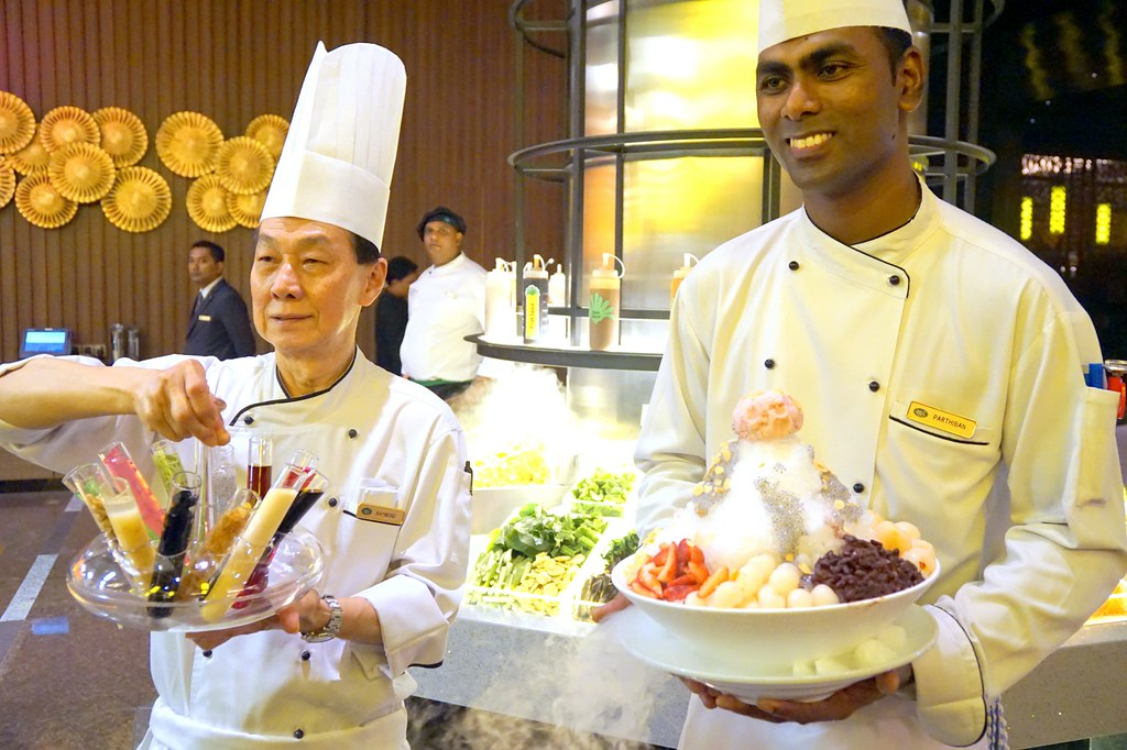 The resort cafe - sunway resort and spa - buffet-076