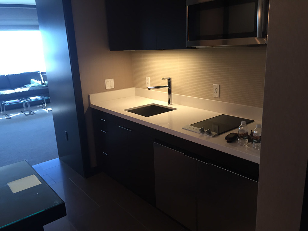 Vdara Kitchenette