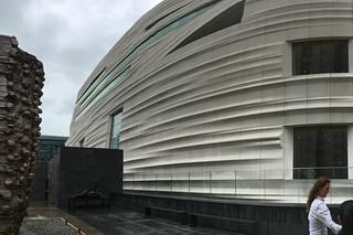 SF MoMA - Opening Snohetta facade