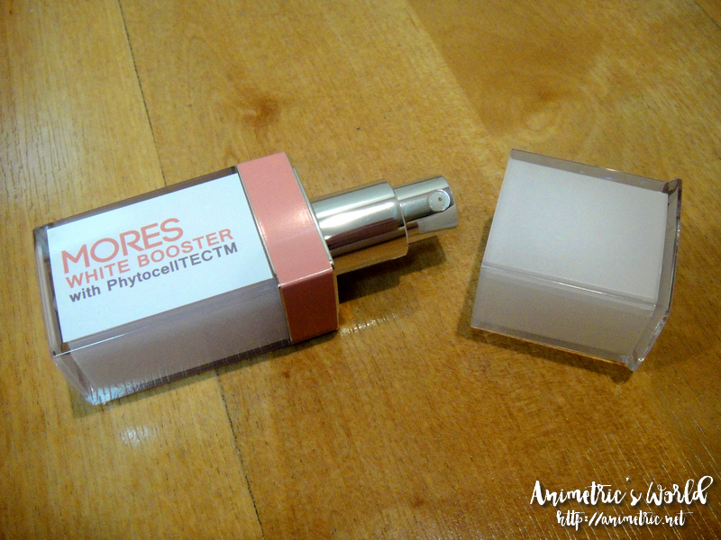 Mores White Booster