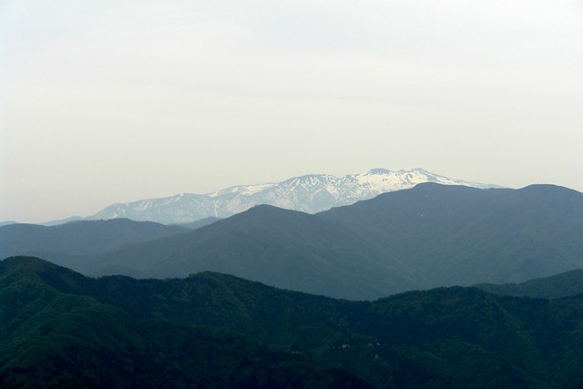 """Mountain-climbing """"OGURADANIYAMA"""""""