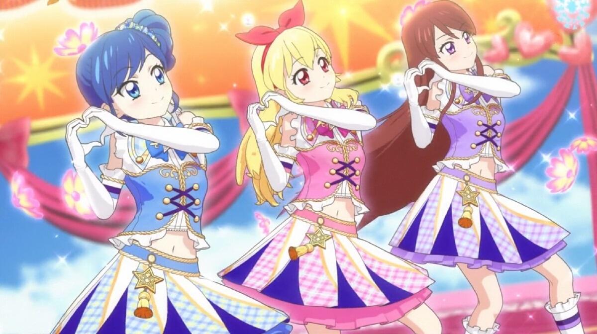 Aikatsu Stars