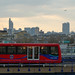 Small photo of DLR at East India Quay