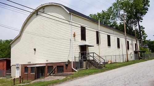 Glendale Mill gymnasium - 1