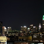Green Empire State Building