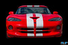Dodge Viper RT10 Front by Rodney Hickey Photography