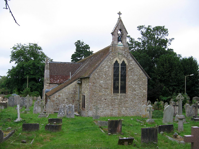 Church in Wootton