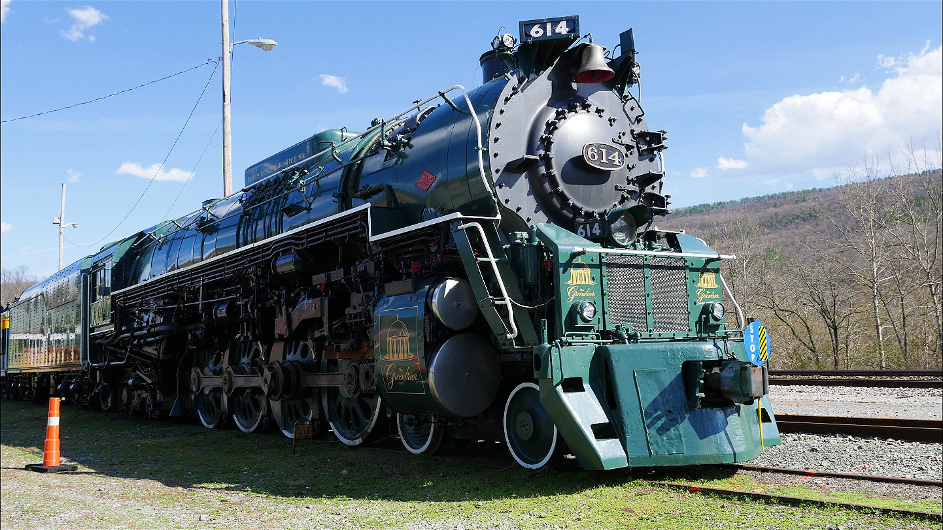 steam train videos - HD1920×1080