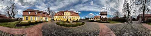 Schloss Bismarck - 360°