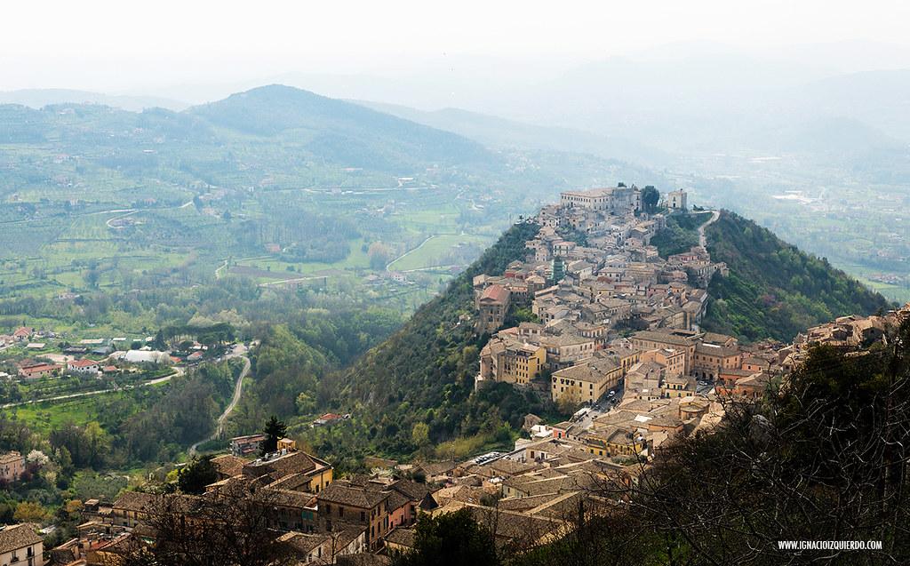 Lazio - Via Benedicti 07