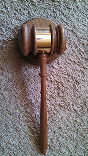 Gavel of WSFS
