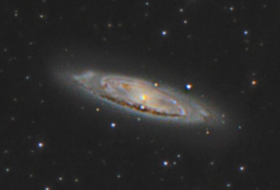 Leo Triplet - M65