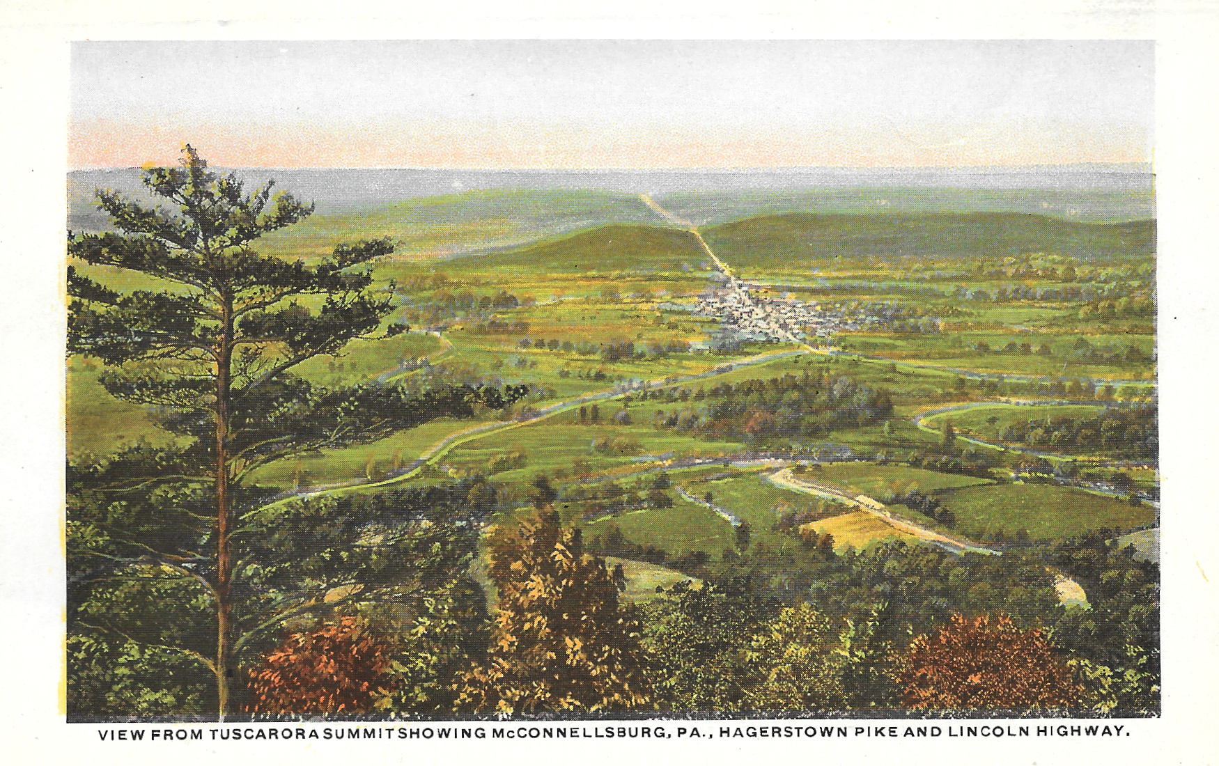 Lincoln Highway Postcards-11