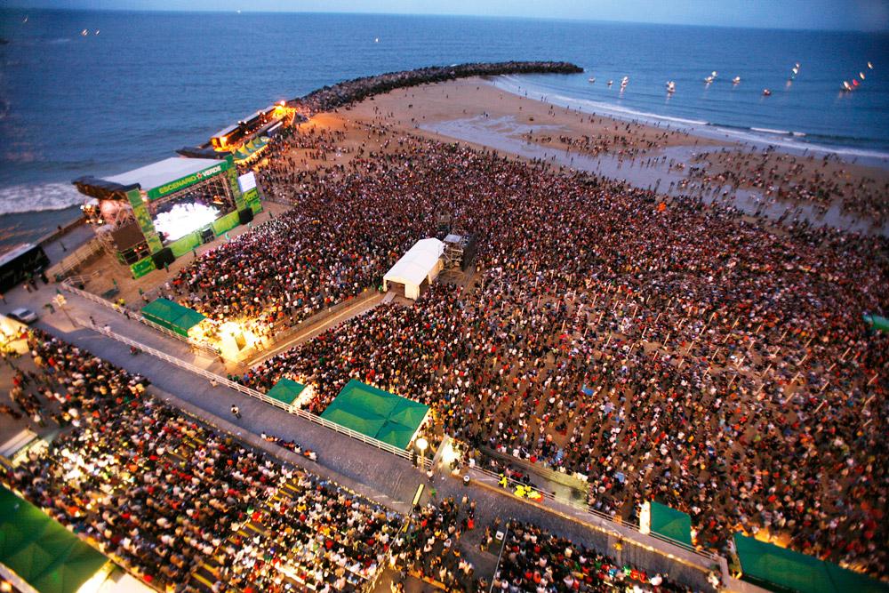 festival jazz playa zurriola