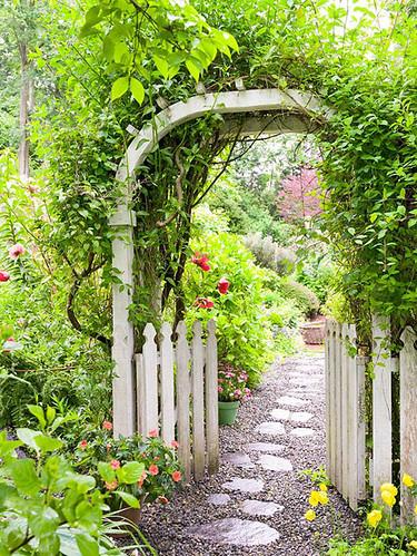 The Most Beautiful Garden Gates