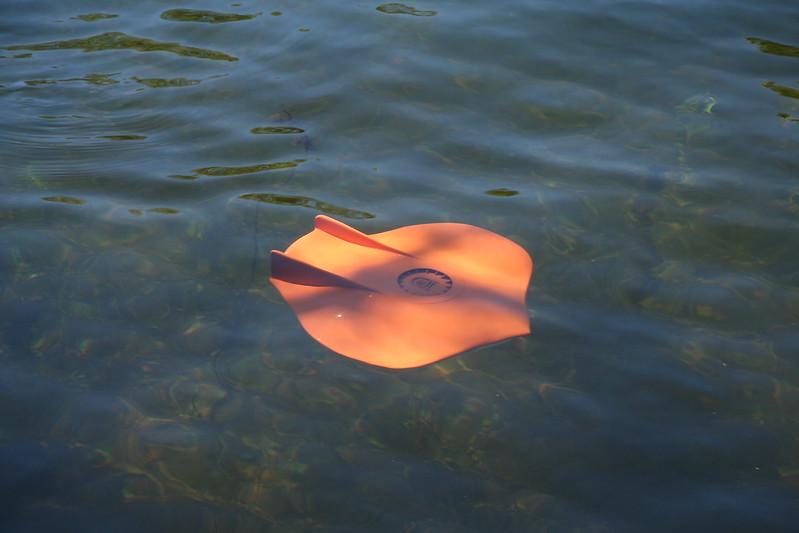 Orange Flying Sub