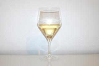 06 - Zutat trockener Weißwein / Ingredient white wine