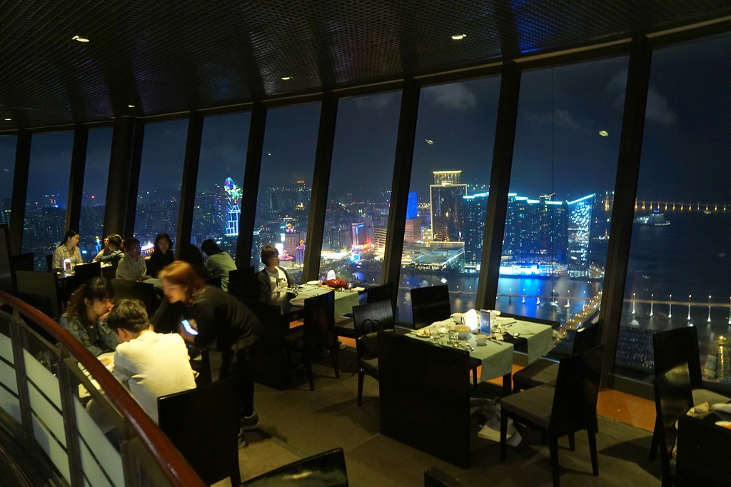 360 Cafe Revolving Restaurant, Macau Tower - REVIEW Buffet-001