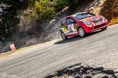 Rallye de Grasse 2015 - A. Franconieri - Photo of Séranon