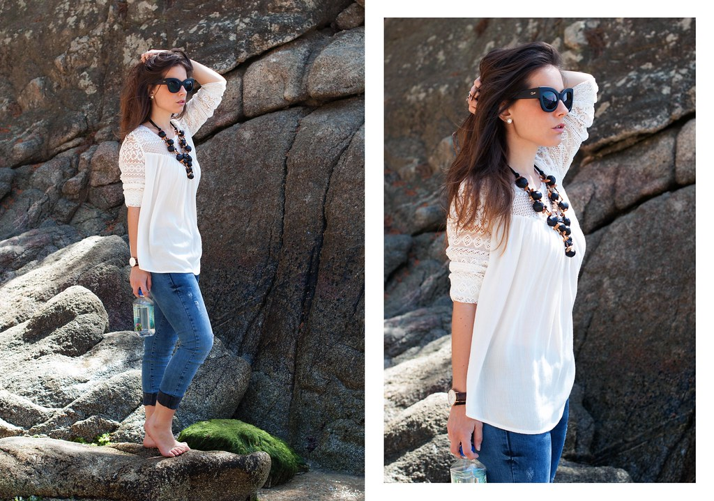 01 lace top vila clothes