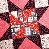 Sealed with a Kiss Baby Quilt