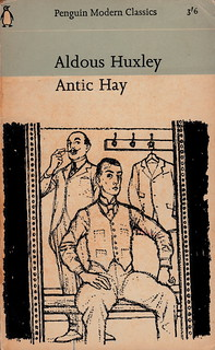 Antic Hay by Aldous Huxley (1965)