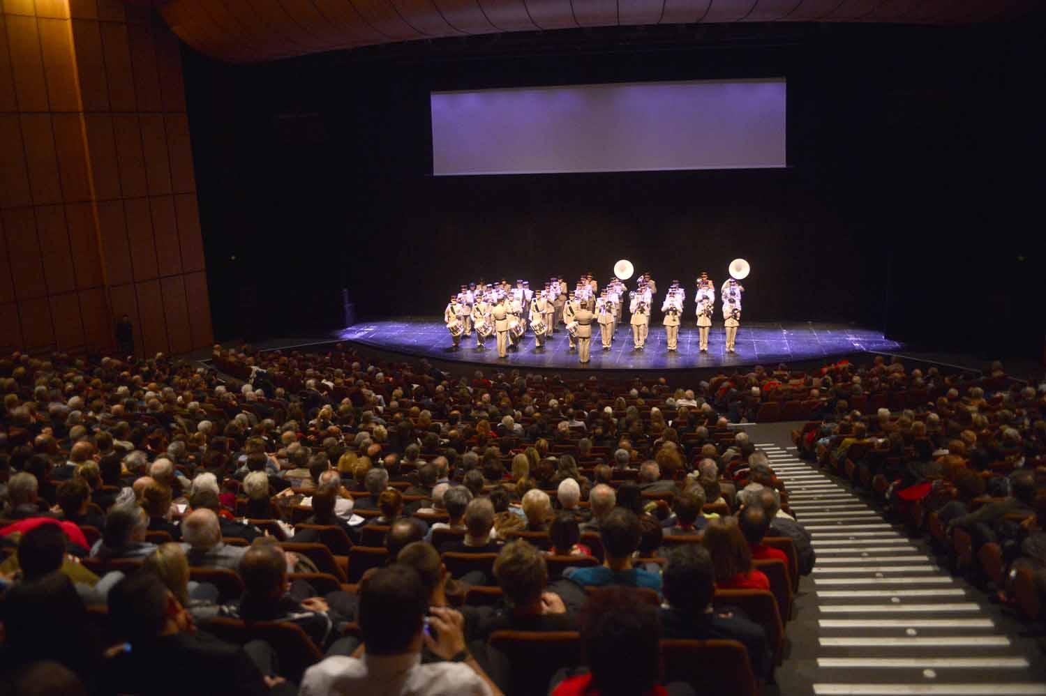Concert à l'Espace Malraux