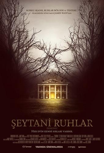 Şeytani Ruhlar - Demonic (2015)