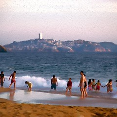 Pie de la Cuesta. Acapulco #citydailyphoto #mexigers #igersacapulco #igers #igersoftheday #igersiconosquare #acapulco #bestoftheday #beaches #waves #instaartista #instagram #instagramers #mextragram [Flickr]