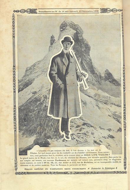 Je Sais Tout, No. 70, 15 Novembro 1910 - 33