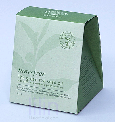 Innisfree Green Tea Seed Oil