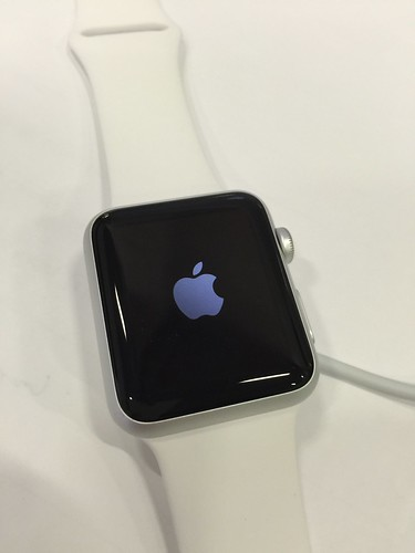 My First Apple Watch