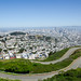 View from Twin Peaks by crazyad0boy