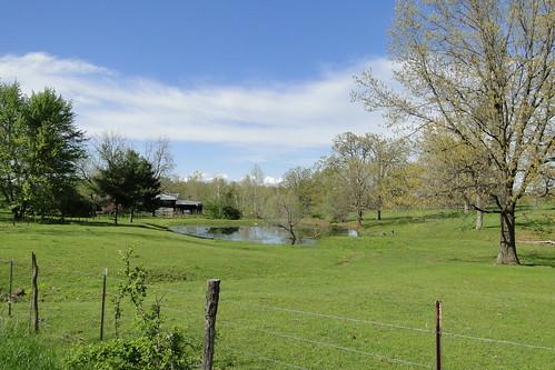 view farm scenic missouri