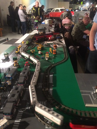 All Aboard- Model Trainshow 2015- Saskatoon