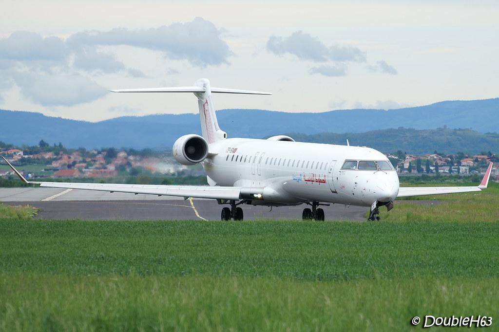 TS-ISA CRJ900 TUX CFE