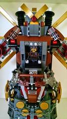 Gundam Steampunk LEGO
